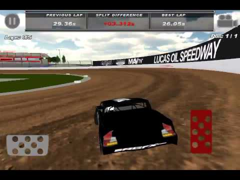 DirtTrackin' Replay at LUCAS OIL SPEEDWAY