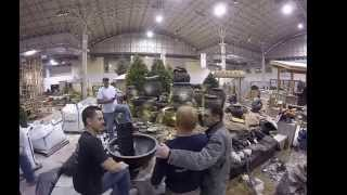 Building A Show Stopping Water Feature With The Pond Stars For The Chicago Flower & Garden Show 2015