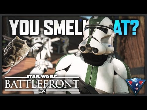 LOVE TO SEE IT! | Star Wars Battlefront II Gameplay thumbnail