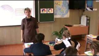 Авдонина Наталья Анатольевна. Урок ИЗО часть 2