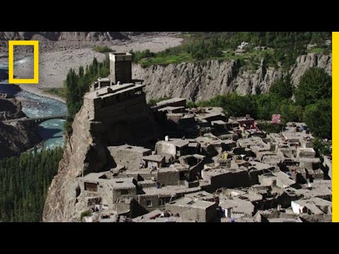 Medieval Forts Restored vs. Spectacular Hunza Valley Builds Its Future vs. National Geographic