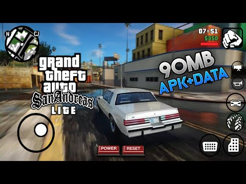 [90mb] Download & Install Gta San Andreas In Android|Gta San Andreas Super Highly Compressed Android
