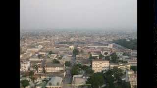 2008 Congo   Kinshasa, Kin vue du Ciel , et le Cercle Elaïs