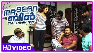 Mr.Bean Malayalam Movie | Malayalam Movie | Comedy Top Star | Azees Nedumangad Home Scene | HD