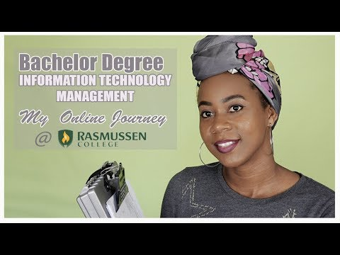 Bachelor Degree: Information Technology Management | My Onli