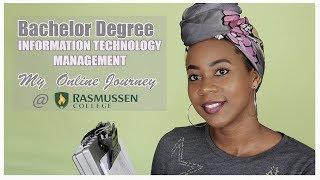 Bachelor Degree: Information Technology Management | My Online Journey at Rasmussen College