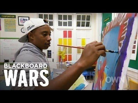 Season Finale Sneak Peek | Blackboard Wars | Oprah Winfrey Network
