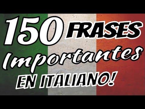 Aprender Italiano 150 Frases Básicas En Italiano Para Principiantes