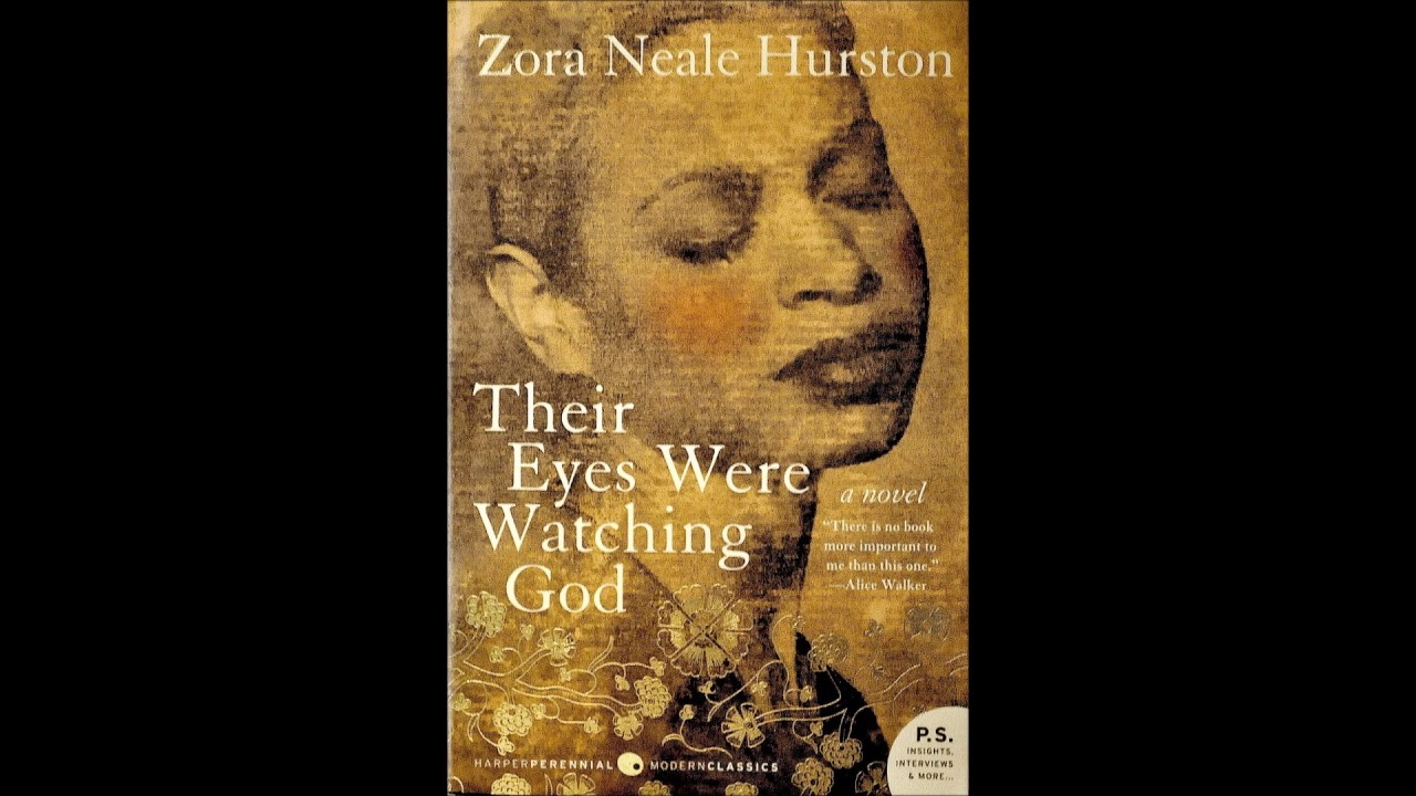 "thier eyes were watching god ""a deeply soulful novel that comprehends love and cruelty, and separates the big people from the small of heart, without ever losing sympathy for those unfortunates who don't know how to live properly"" —zadie smithone of the most important and enduring books of the twentieth century, their eyes were watching god brings to life a."