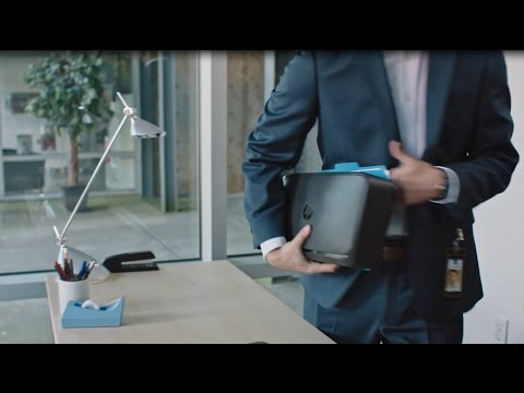 Imprimantes portables HP OfficeJet 200 et HP OfficeJet 250 : idéales pour les travailleurs nomades