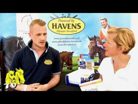Bild: Informatives Interview mit Christian Simon von Firma Havens über Pferdefutter