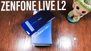 ZenFone Live L2 Unboxing, Setup and First Look