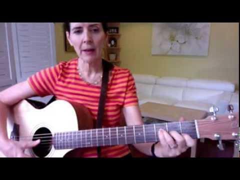 Open Guitar Chords - Full Versions D, G, A, E, C, F major chords