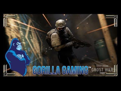 [Ghost Recon] 🦍Gorilla Gaming™|👻💀🏴 Rambo's Randos on Ghost Wars 🏴💀👻 | 🦍