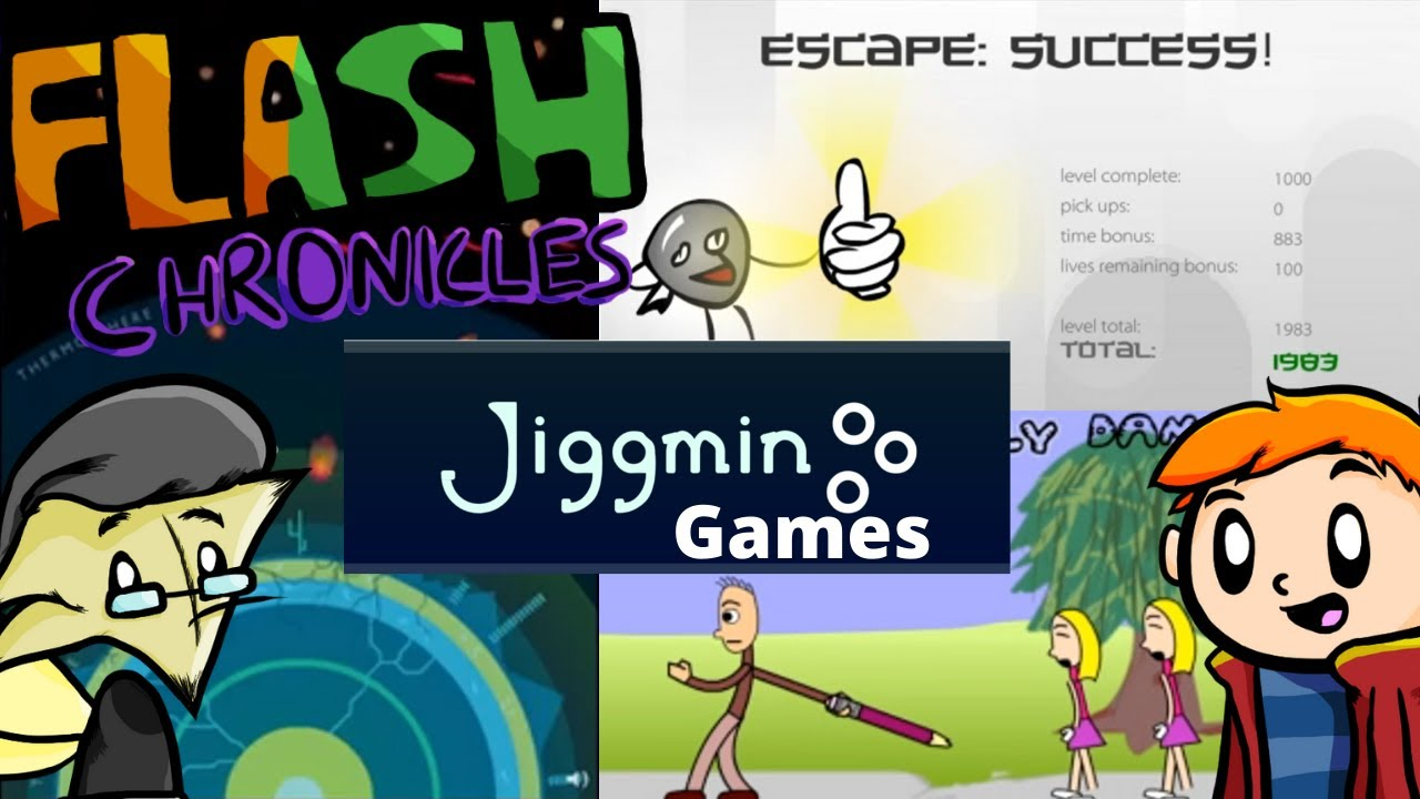 Jiggmin Games: Flash Chronicles