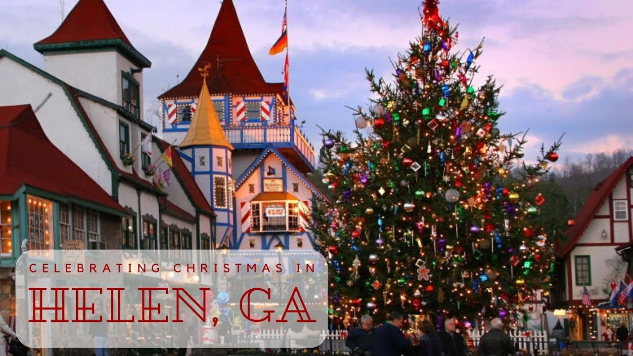 Helen Ga Christmas Lights 2020 13 Reasons You Should Not Miss the Helen Ga Christmas Spectacular