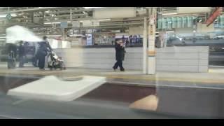 東京・特急ひたち号いわき行 品川駅発車(車内放送)