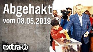 Abgehakt am 08.05.2019