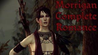 Dragon Age Origins - Morrigan Complete Romance