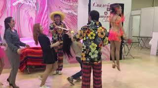 Гавайи шоу-балет барменская ассоциация шоу арт Свадьба ростов бар шоу