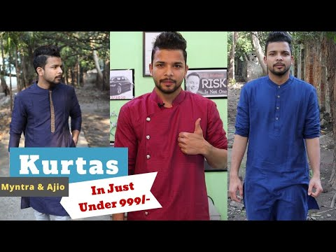 Kurtas For Men | Buy Mens Kurta AVailable Online At Best Prices In India | Dev Talks
