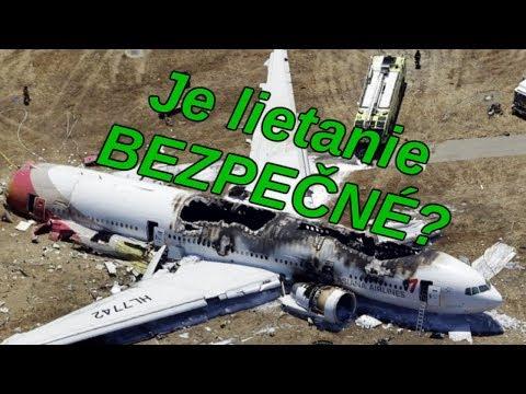 c7181880ae4e1 Je lietanie BEZPEČNÉ? - YouTube