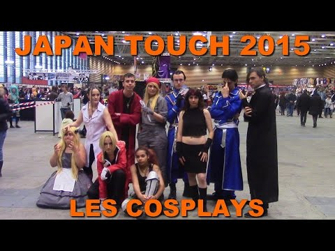 COSPLAY - Japan Touch 2015