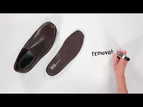 Video for Diplomat Slip On Loafer this will open in a new window
