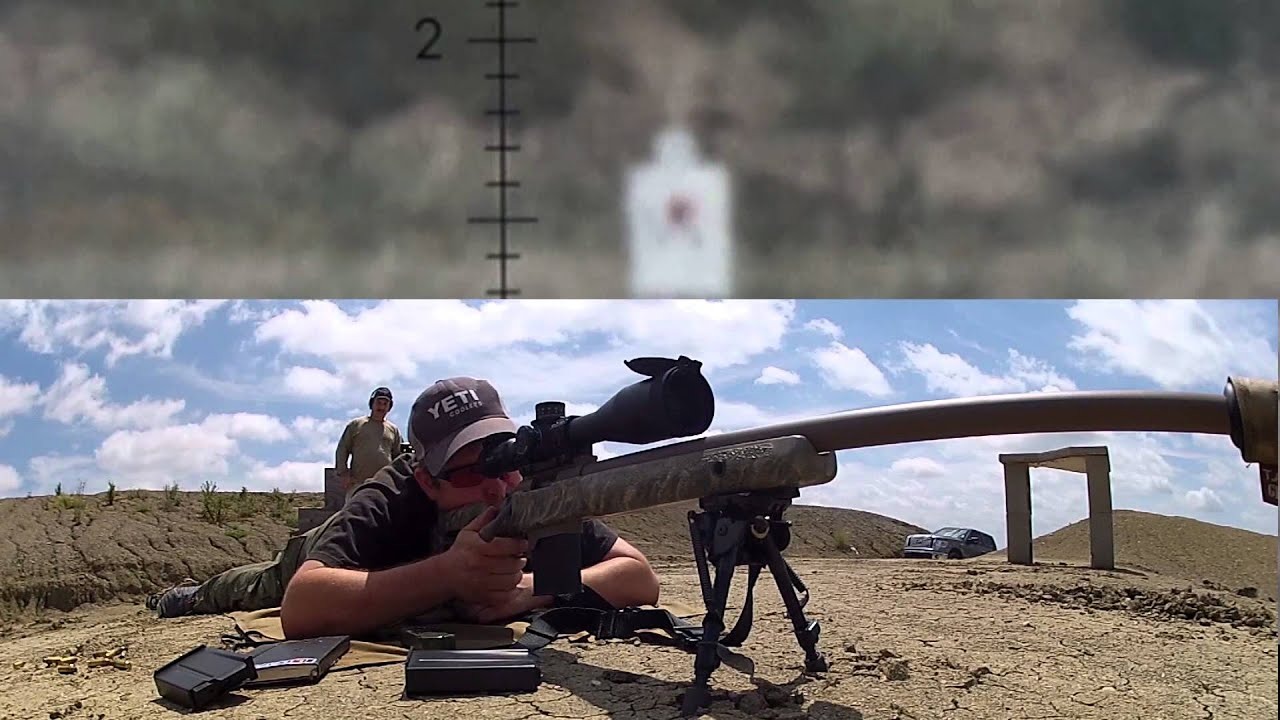 Creedmoor Shooting
