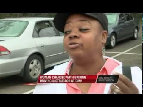 Memphis Woman Gets Arrested For TRYING TO BRIBE A DRIVING EXAMINER!!!!