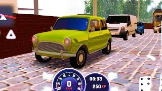 Driving School Classics #2 Mr. Bean Mini Cooper (by Ovilex) Android Gameplay Trailer
