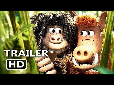Thumbnail: EARLY MAN Trailer Tease (2018) Eddie Redmayne, Maisie Williams Stop-Motion Animated Comedy Movie HD