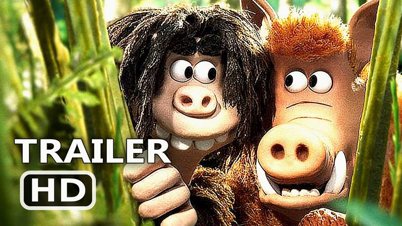Download EARLY MAN Trailer Tease (2018) Eddie Redmayne, Maisie Williams Stop-Motion Animated Comedy Movie HD