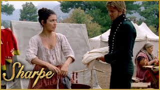 Sharpe Finds Out About Harper's Marital Problems | Sharpe