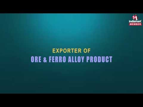 Ore & Ferro Alloy Product by ARYANSH INTERNATIONAL, Jaipur