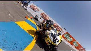 GoPro HD: AMA Pro Road Racing - Infineon 2012