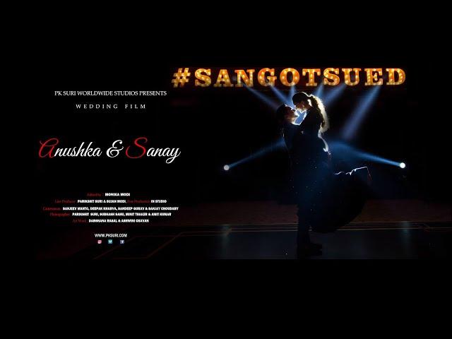 Wedding Film | Anushka & Sanay | PK Suri Worldwide Studios