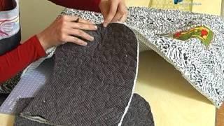 Capa de Maquina de costura por Estela Junqueira