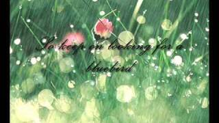 Joni James  - April Showers (With Lyrics)