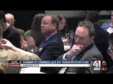 KC Chamber of Commerce lays out transportation plans