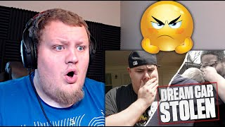 GRANDPA'S DREAM CAR WAS STOLEN (KIDBEHINDACAMERA) REACTION!!!