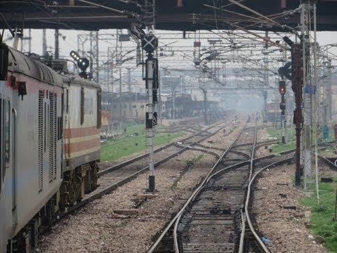 Bhopal Shatabdi Express Full Journey: Mathura Agra Cantt 150 Kmph Blast!