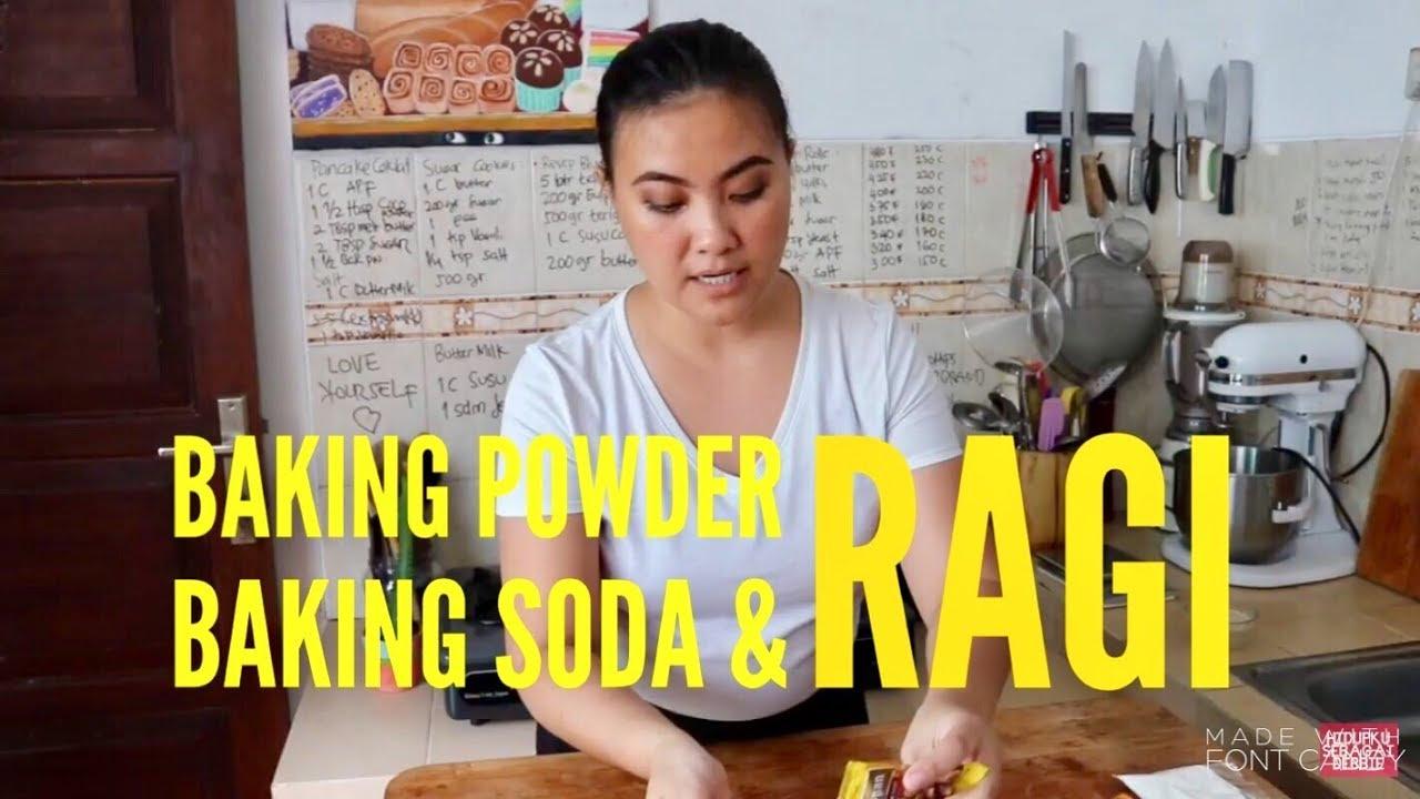 Apa Itu Baking Powder Baking Soda Dan Ragi