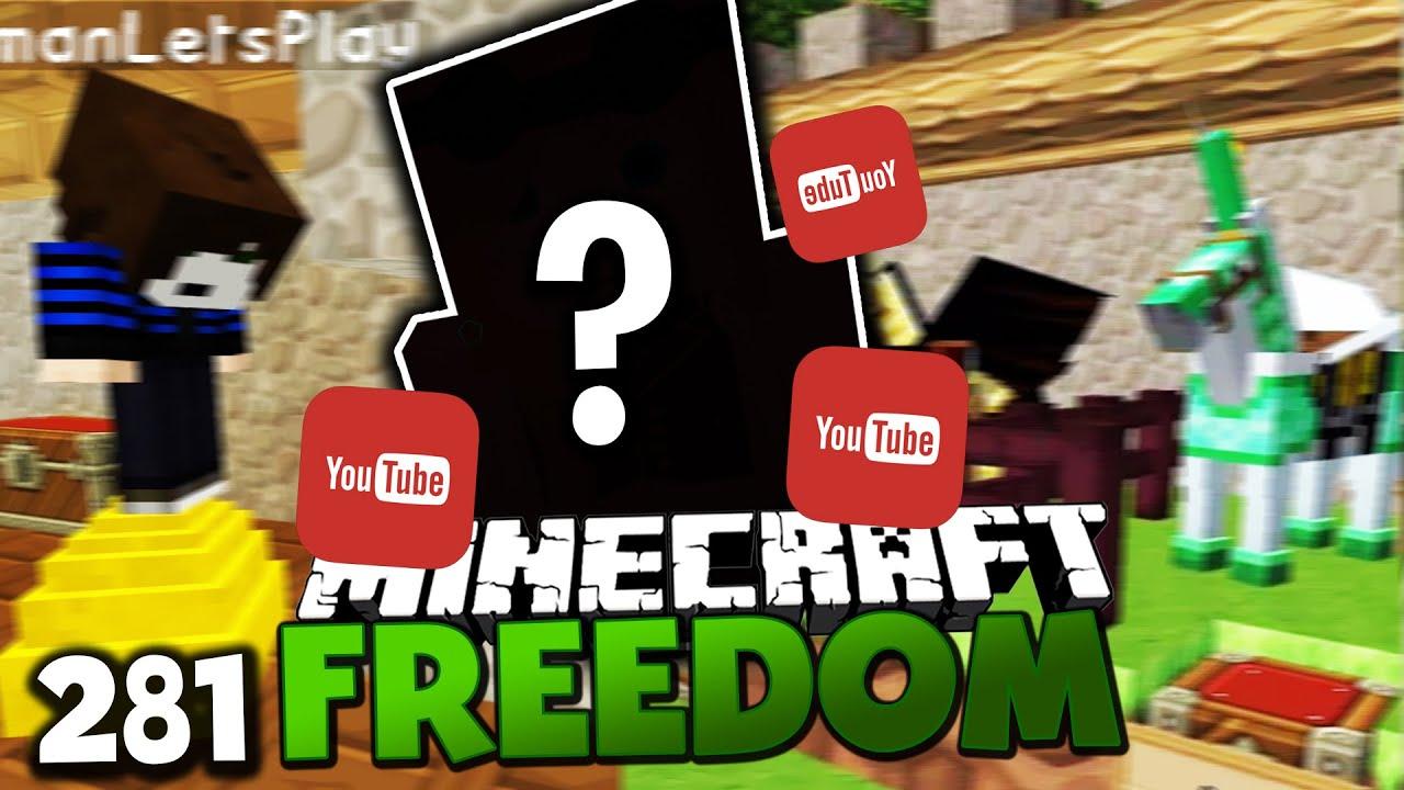 Download DIE GEHEIME YOUTUBER MISSION! & DIE APOKALYPTISCHEN REITER!   ✪ Minecraft FREEDOM #281 | PALUTEN