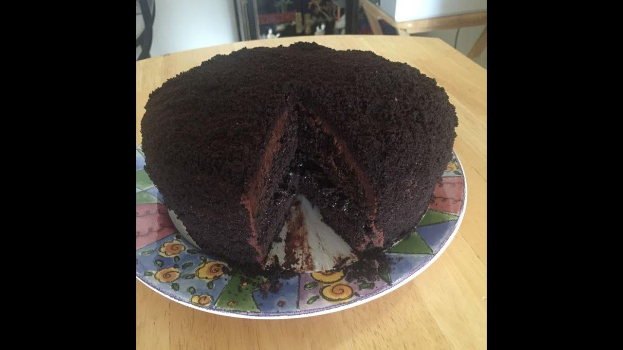 Blackout Cake Recipe Ebinger