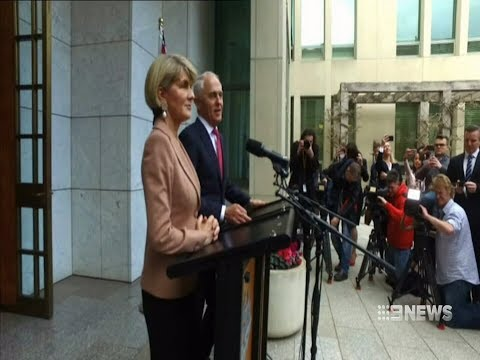 Leadership Spill | 9 News Perth