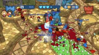 Fat Princess - Online Rescue the Princess Gameplay