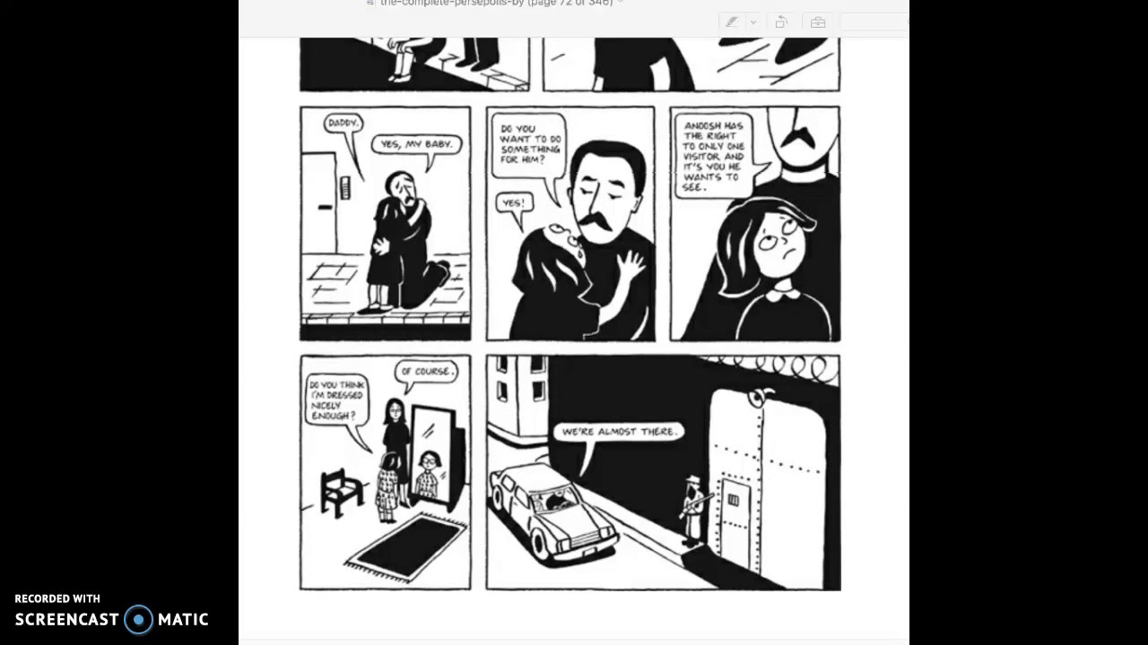 Audio Persepolis Ch 9 Ch 10 Youtube