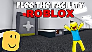 Flee the facility|| ROBLOX|| Am reusit ca scap!
