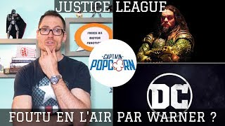 Comment Warner a bousillé le potentiel de Justice League
